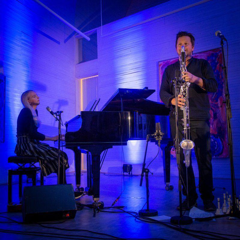 Konsert med Marte Valle og Håvard Lund